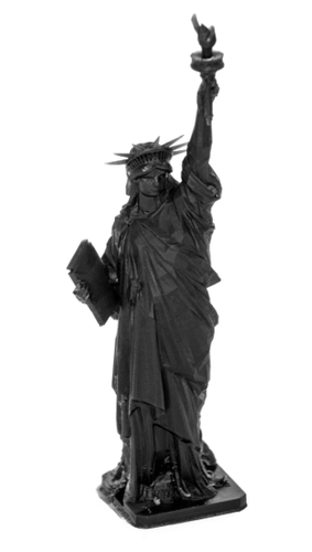 Statue of Liberty - Repaired 3D Print 53096