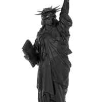 Small Statue of Liberty - Repaired 3D Printing 53096
