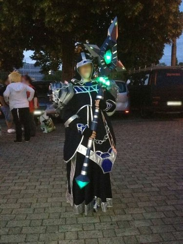 Anathema Cosplay Staff from  World of Warcraft 3D Print 53543