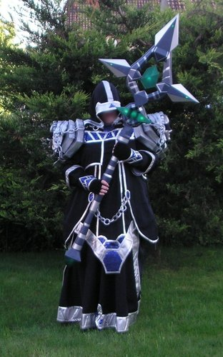 Anathema Cosplay Staff from  World of Warcraft 3D Print 53544