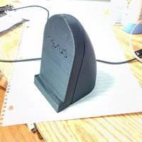 Small Nexus 5 wireless charger 3D Printing 53682