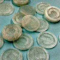 Small Simple Coup Coins 3D Printing 53879