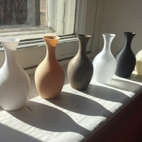 Small ZYYX vase 3D Printing 53957