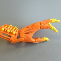 Small Hand 3D Printing 54156