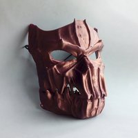 Small Dark Mask - Jointed 3D Printing 54171