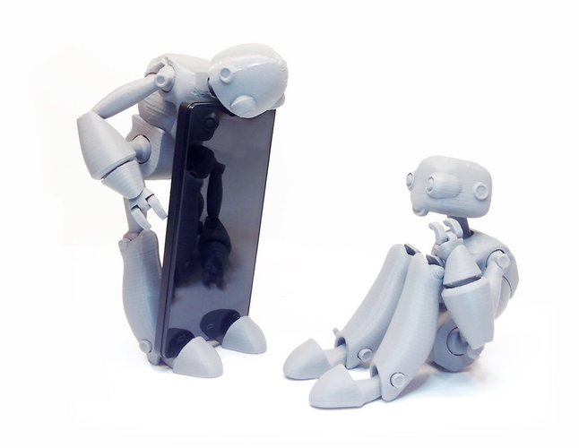 BeQui,  Jointed Robot 3D Printing 54233