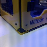 Small Foot for Witbox 3D Printing 54305