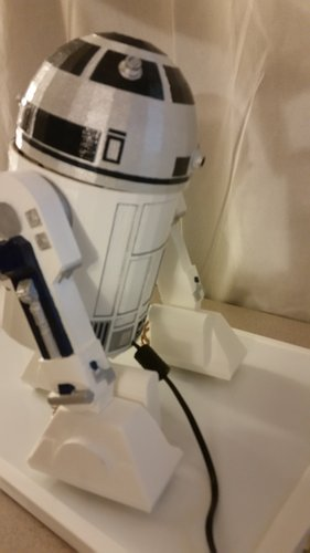 R2D2 - This is the Droid You're Looking For 3D Print 54765
