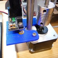 Small Mount opto-stop 3D Printing 55108