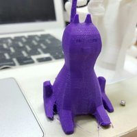 Small Ugly Cat 3D Printing 55138