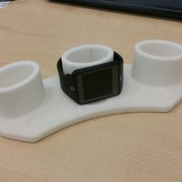 Small Watch Display Stand! 3D Printing 55194