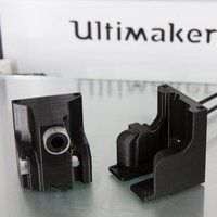 Small Ultimaker 2 Replacement Print Head V1.1 3D Printing 55205