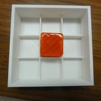Small box holder (box made by Reid Varner) 3D Printing 55447