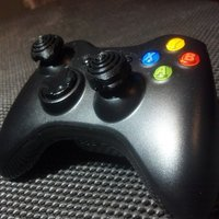 Small KillStix - XBOX 360 - Pro Game Controller Stick Extenders 3D Printing 55637