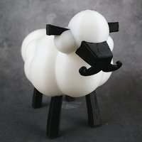 Small Costume for Carla and LEO's Sheep 3D Printing 56132