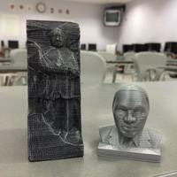 Small Martin Luther King, Jr. Memorial 3D Printing 56198