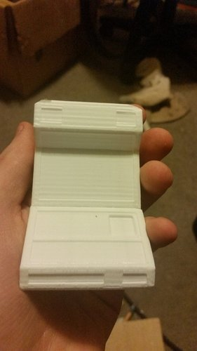 Voyager Tricorder 3D Print 56237