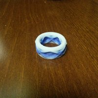 Small My Customized Ring/Bracelet/Crown Thing (V2) 3D Printing 56263