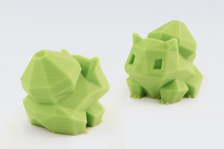 Low Poly Pokemon  3D Print 5627