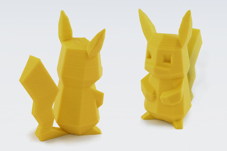 Low Poly Pokemon  3D Print 5629