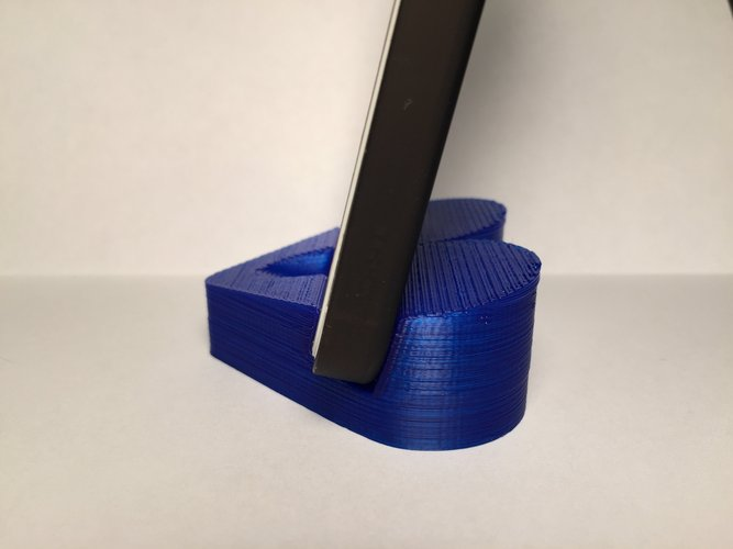 Iphone 5 Stand Heart 3D Print 56324