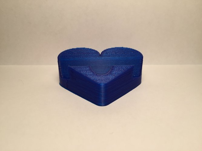 Iphone 5 Stand Heart 3D Print 56325