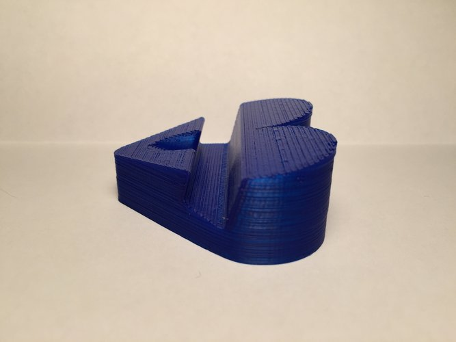 Iphone 5 Stand Heart 3D Print 56326