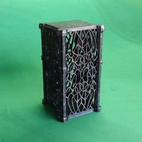 Small decorative box 3D Printing 56400