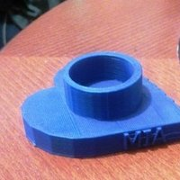 Small Candle holder 3D Printing 56848