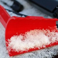 Small Snow Plow Ice Scraper 3D Printing 56936