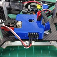 Small Naze 32 case 3D Printing 57647
