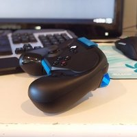 Small Steam Controller Stand 3D Printing 57822
