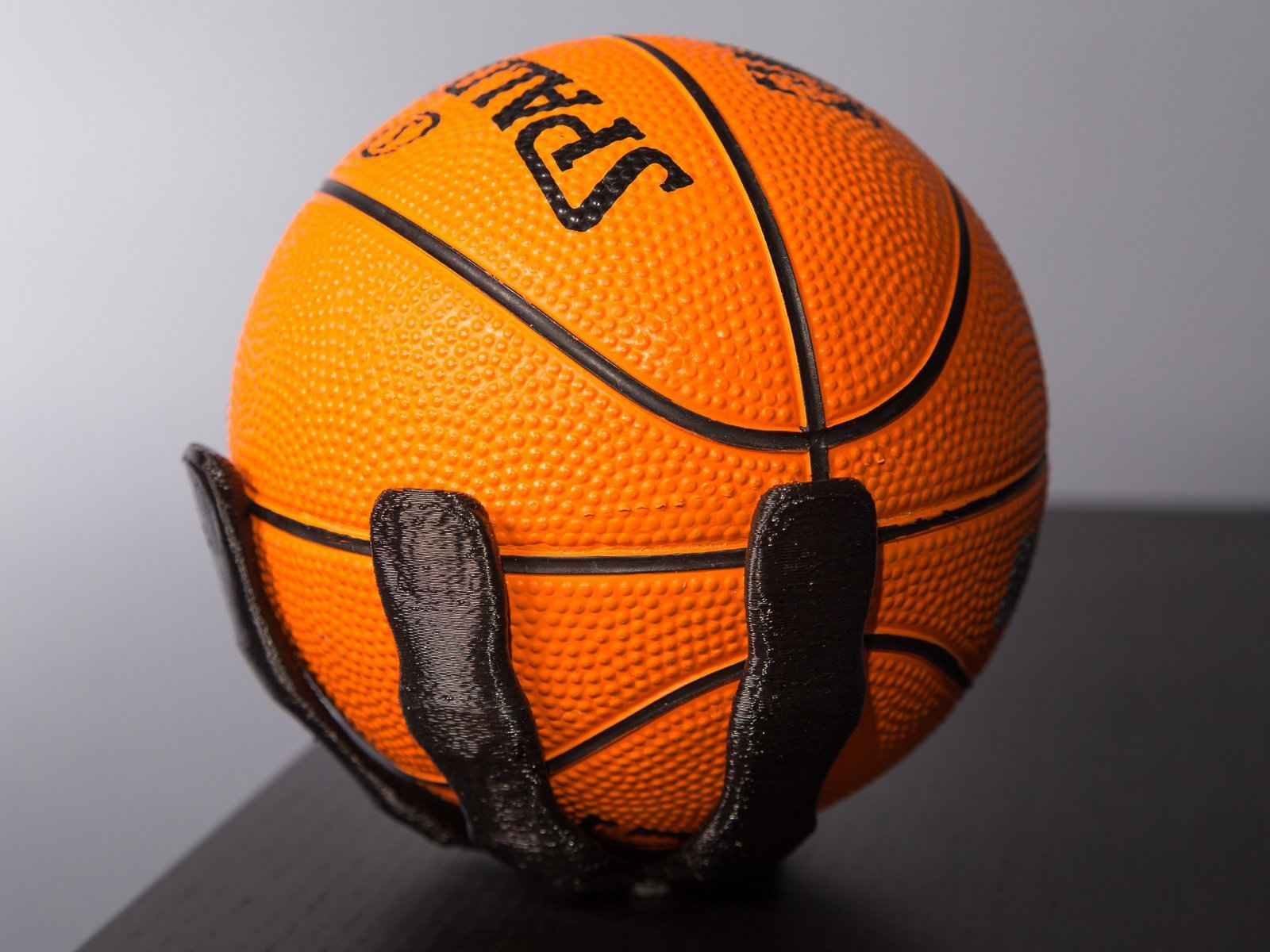 Uncategorized Basketball Pictures To Print 3d printed basketball holder size 1 by isotalo pinshape