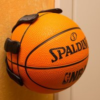 Small Basketball holder Size 1 3D Printing 58075