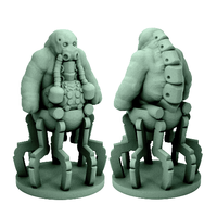 Small Jeemp Hundo, Zero Syndicate Boss (18mm scale) 3D Printing 58439