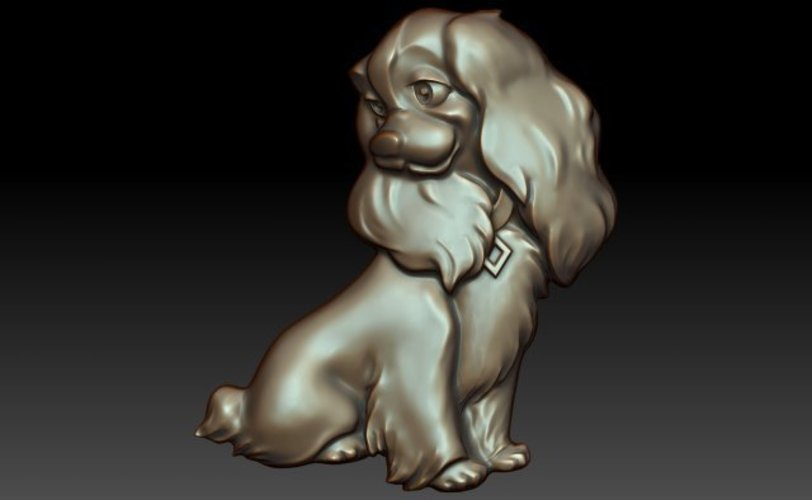 Searched 3d Models For Dog Anatomy Textured