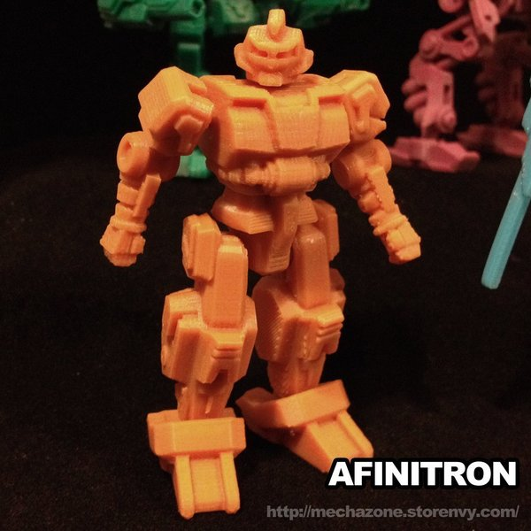 Medium Bag-O-Bots: Afinitron 3D Printing 59552