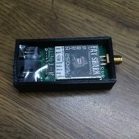 Small FatShark 5.8 Ghz 250mw Transmitter Case 3D Printing 59623