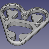 Small Heart/Valentines Jewellery 3D Printing 59648