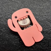 Small Bottle opener - Domo 3D Printing 59663