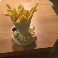 Small French fries cup! 3D Printing 60014