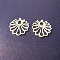 Small Shell earring 3D Printing 60076
