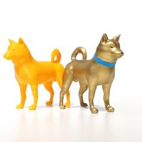 Small My little shiba 3D Printing 60564
