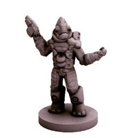 Small Captain Kraith (18mm scale) 3D Printing 60738