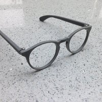 Small Glasses / Sunglasses 3D Printing 61189