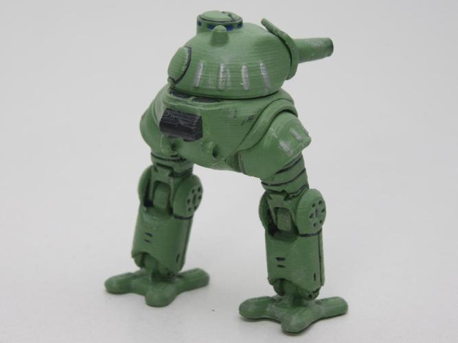 Gorbo 2 tankoped 3D Print 61673