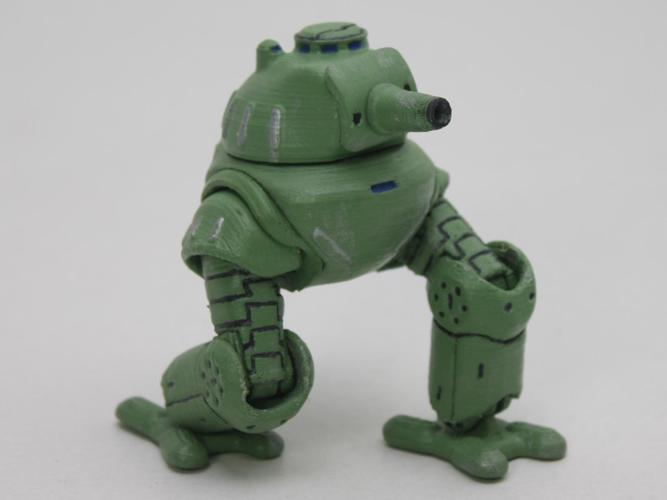 Gorbo 2 tankoped 3D Print 61674