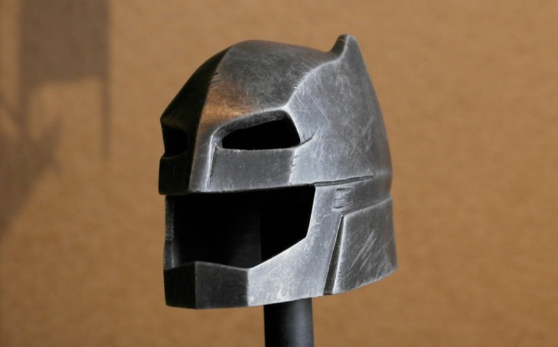 Batman vs Superman- Helmet 3D Print 61698
