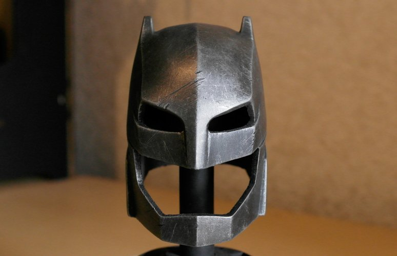 Batman vs Superman- Helmet 3D Print 61699