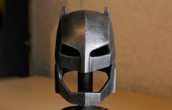 Medium Batman vs Superman- Helmet 3D Printing 61699